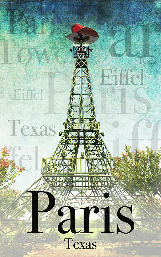Paris Texas Style by Jeff Mize