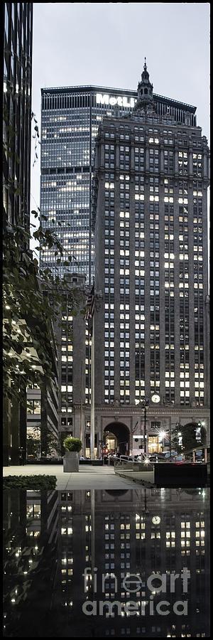 Park Avenue Photograph - Park Avenue Met Life NYC by Juergen Held