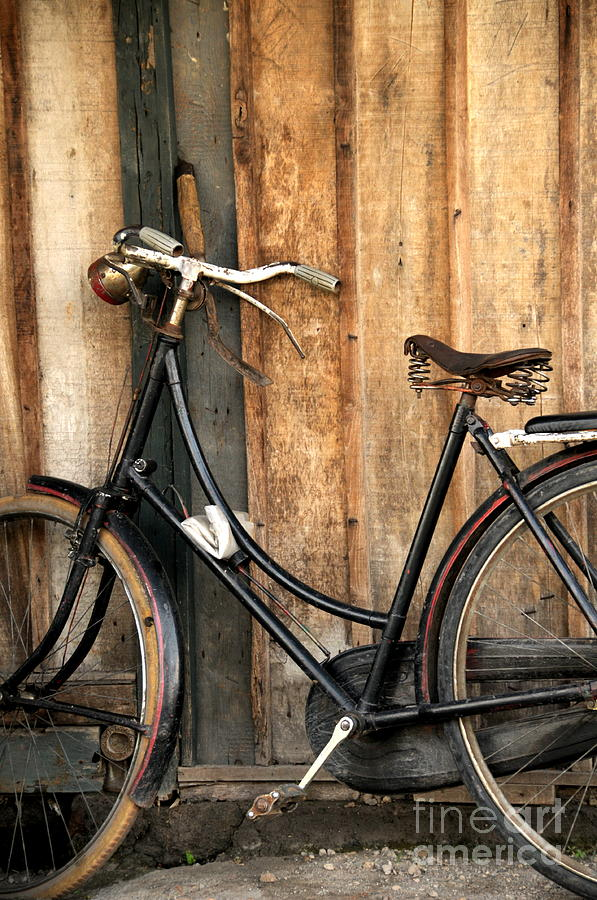 Still Life Photograph - Parked by Charuhas Images