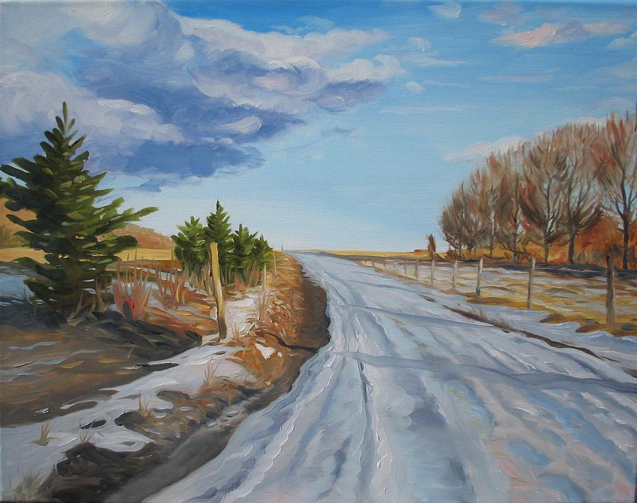 Landscape Painting - Parker Colorado by Jay Johnson