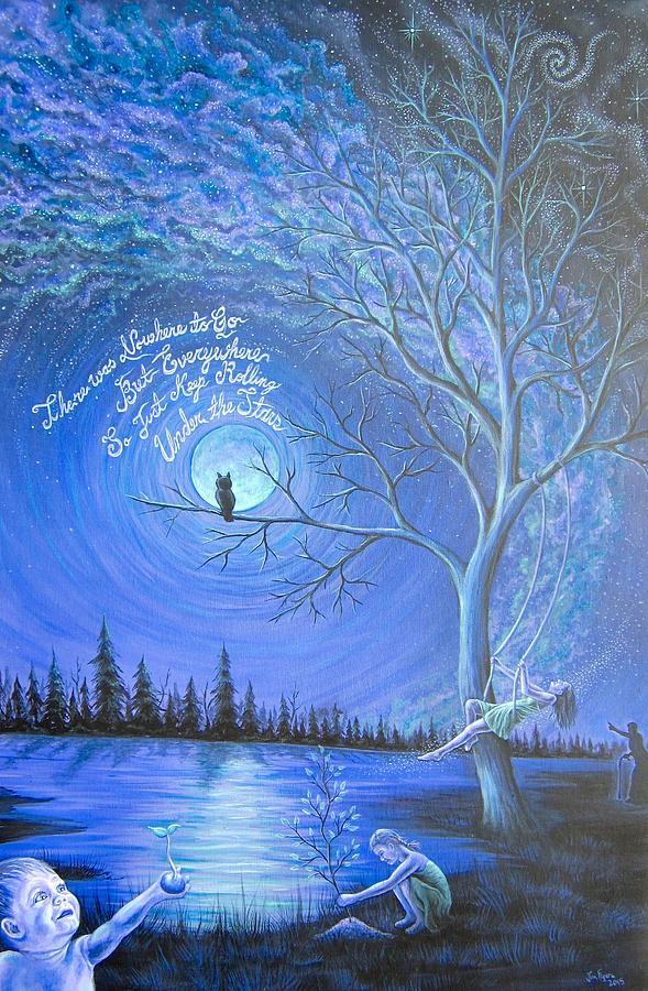 Parker's Dream by Jim Figora