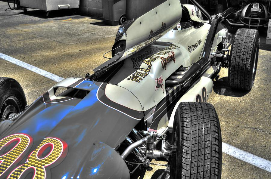 Parnelli Jones Watson Roadster 1963 by Josh Williams