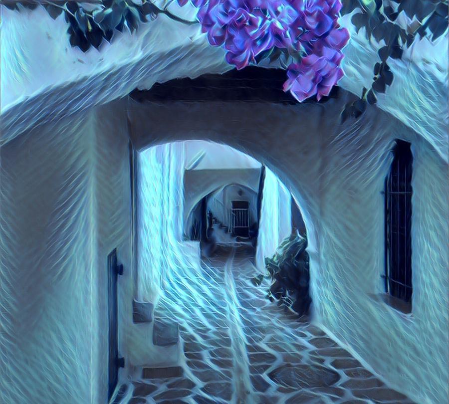 Paros Island Beauty by Colette V Hera Guggenheim
