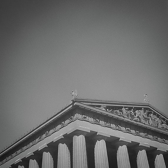 Parthenon Photograph