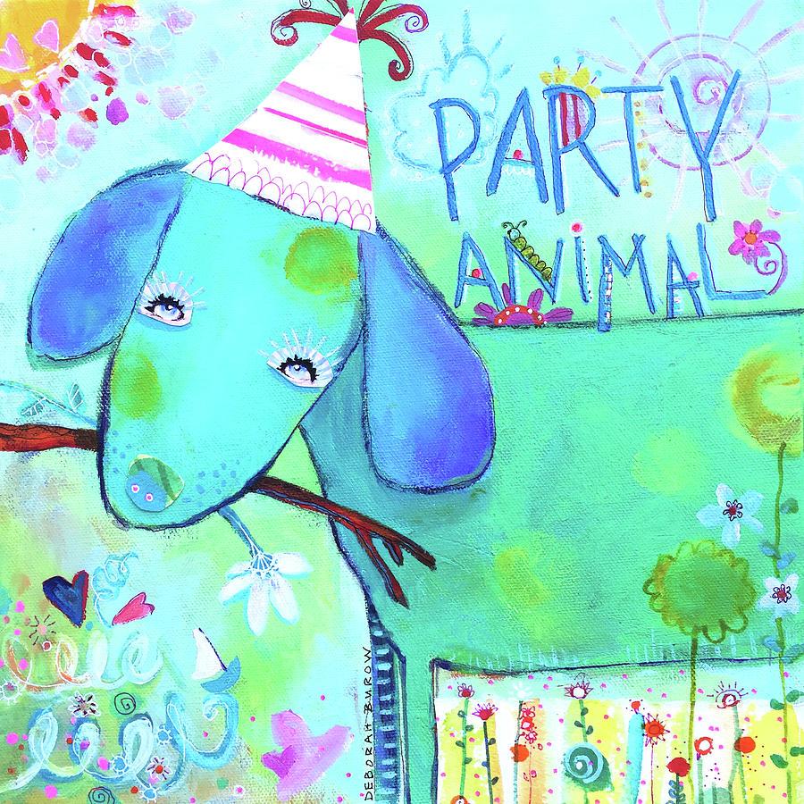 Party Animal by DEBORAH BUROW