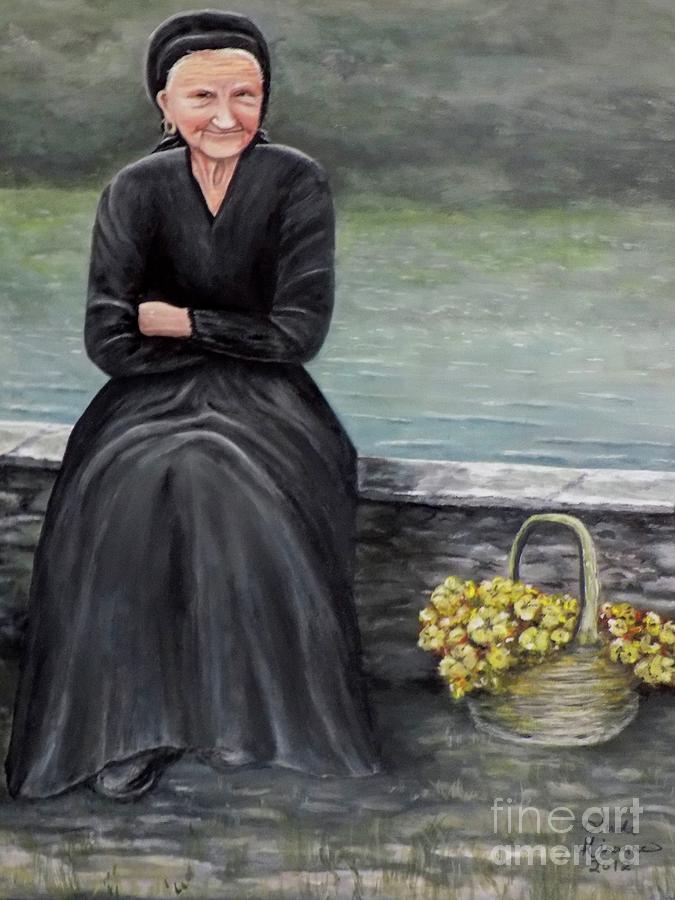 Pasqualina di Scanno by Judy Kirouac