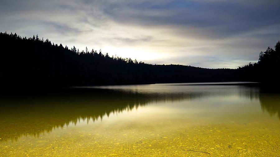 Pass Lake by TJ Scar