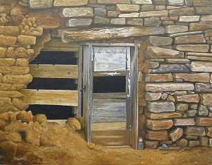 Passage In Time Painting by Doug Quarles