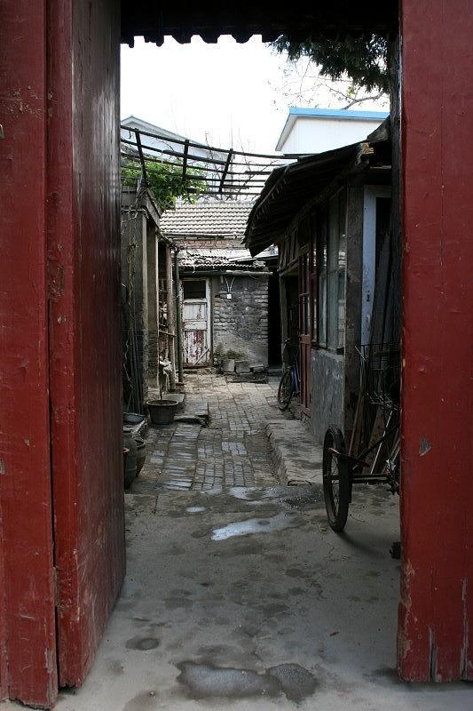 Passage Photograph - Passageway To China by Kaarin  Keil