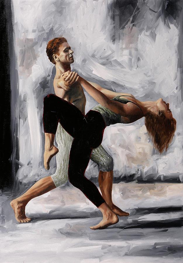 Passi Di Danza Painting