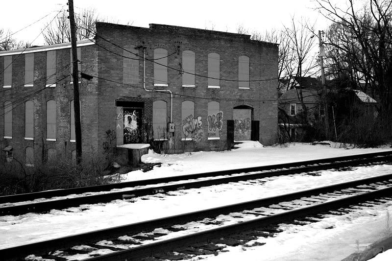 Railroad Tracks Photograph - Passing Through Time by Rachel Minniear