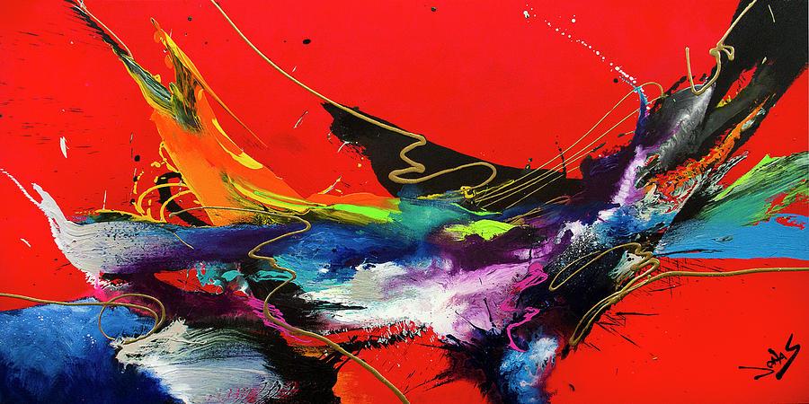 Passionately United by Jonas Gerard