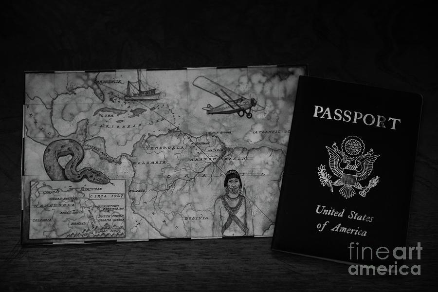 Passport Photograph