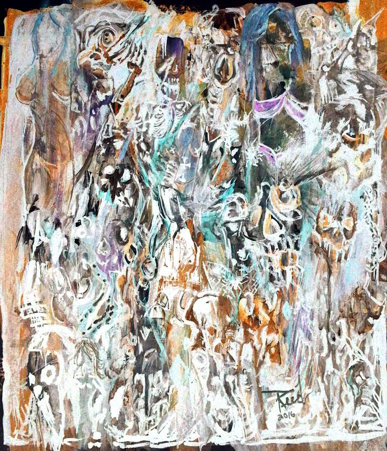 Past Life Trauma Inverted by Reed Novotny