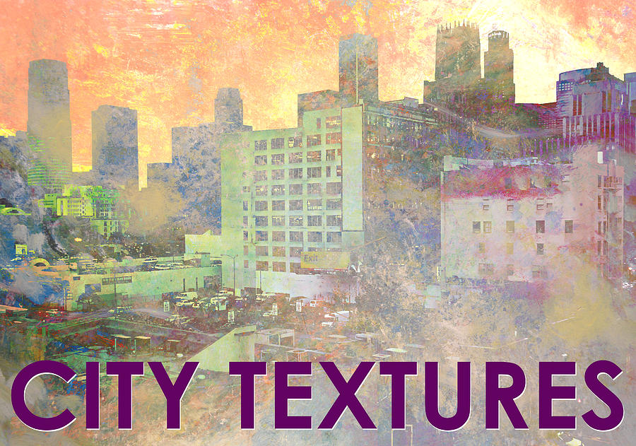 Pastel City Textures by John Fish