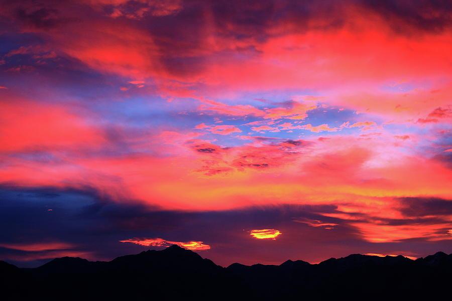Pastel Sunset by Paul Marto