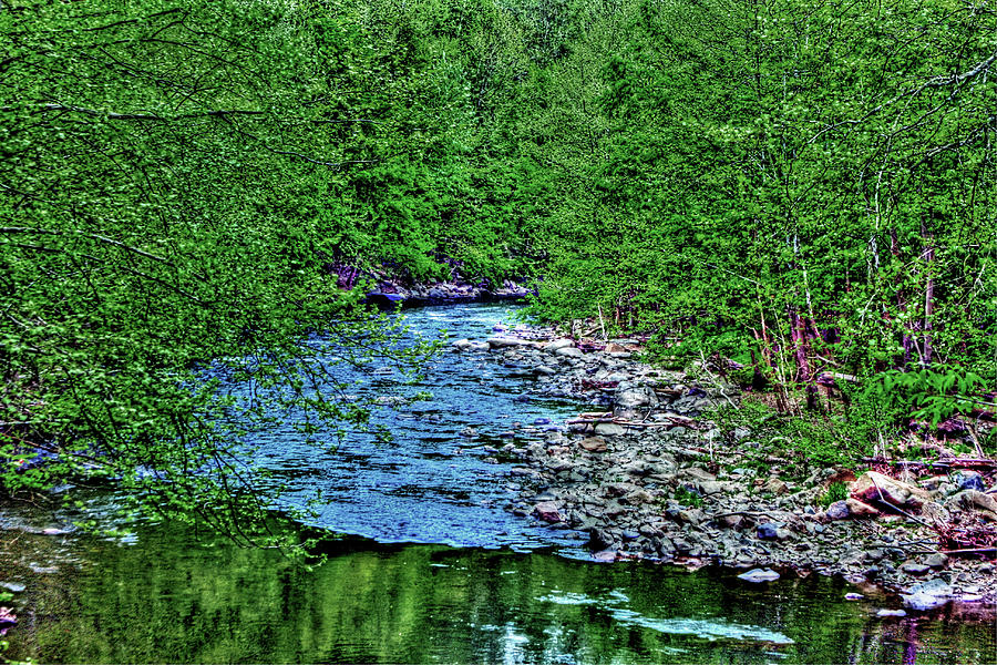Patapsco River by Andy Lawless