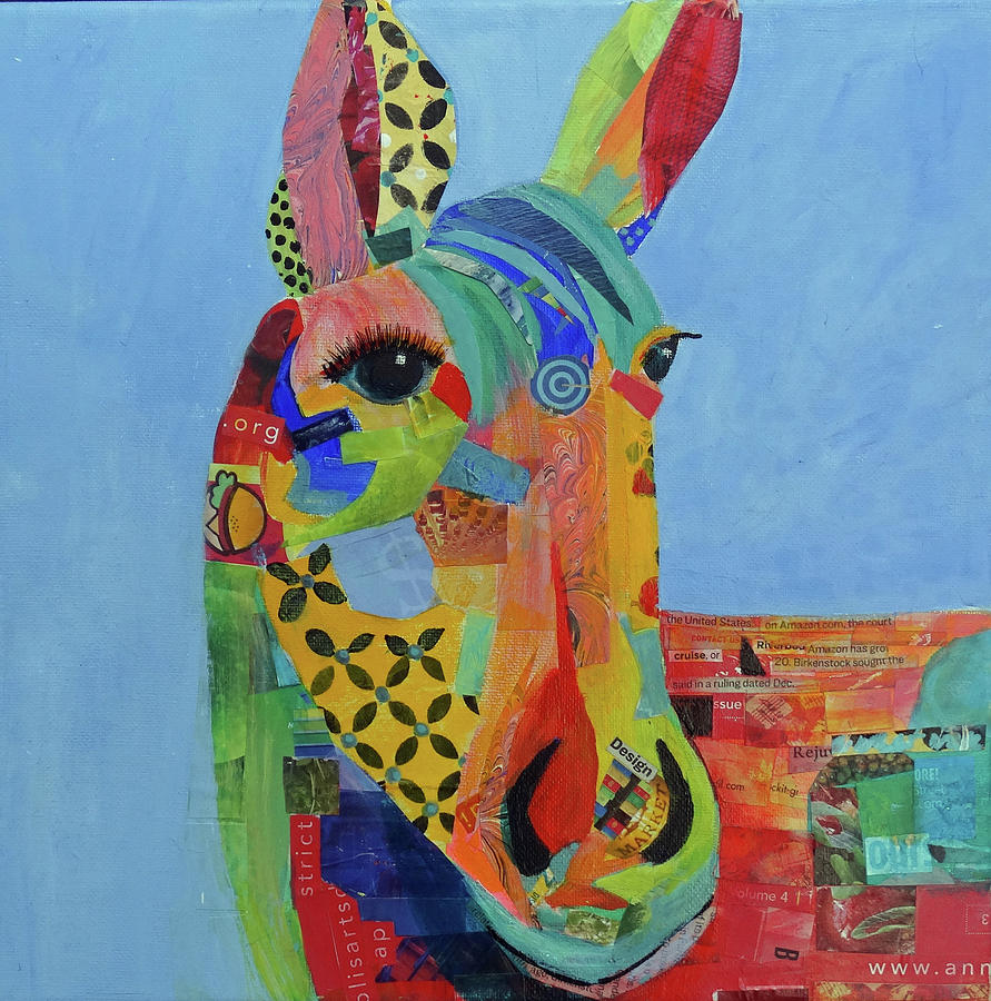 Patchwork Pony by Kay Fuller