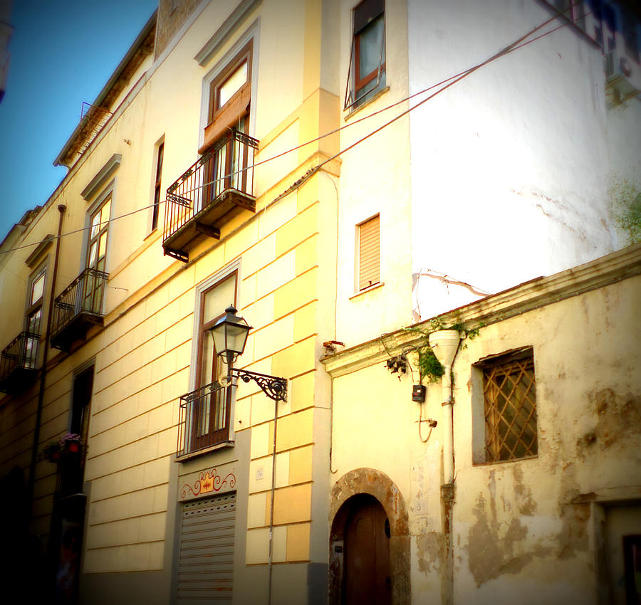 Sorrento Photograph - Patina Perfection by Kristie Rocca