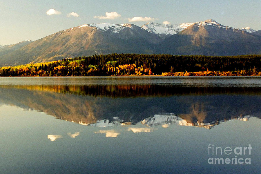 Lake Photograph - Patricia Lake by Frank Townsley