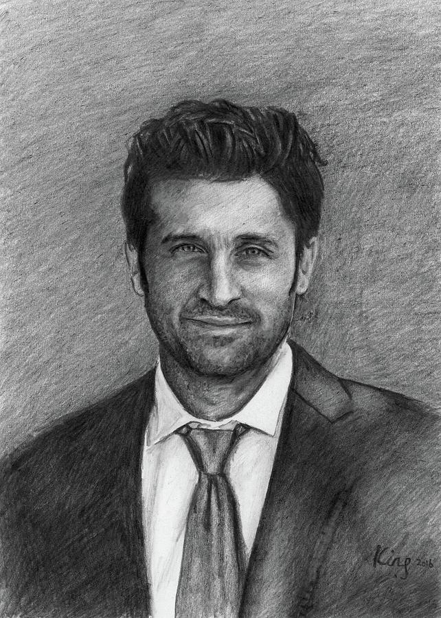 Patrick Dempsey By Brian King
