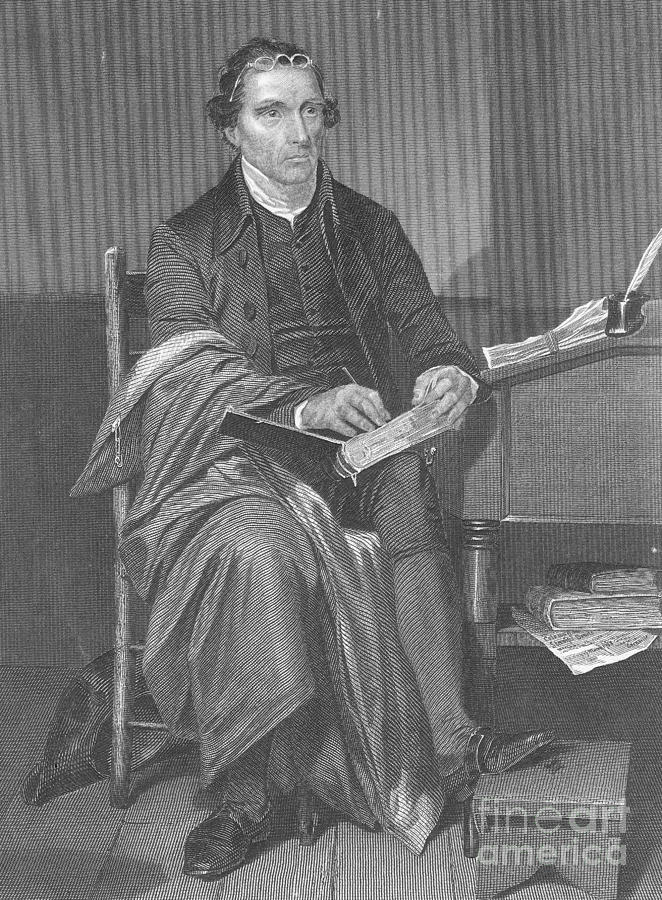 History Photograph - Patrick Henry, American Patriot by Science Source