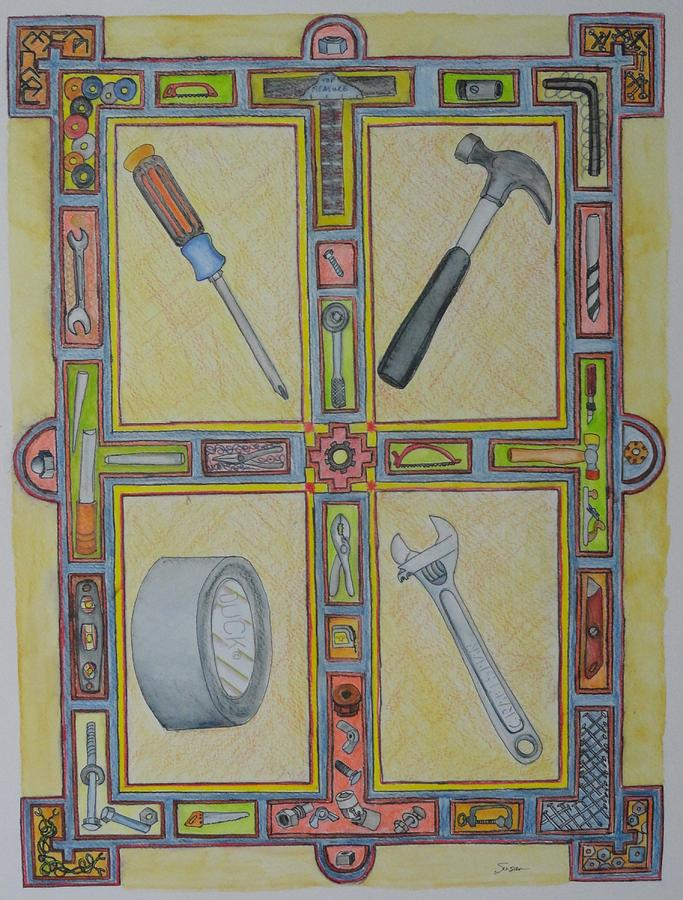 Patron Saints of Hardware by Susan Anderson