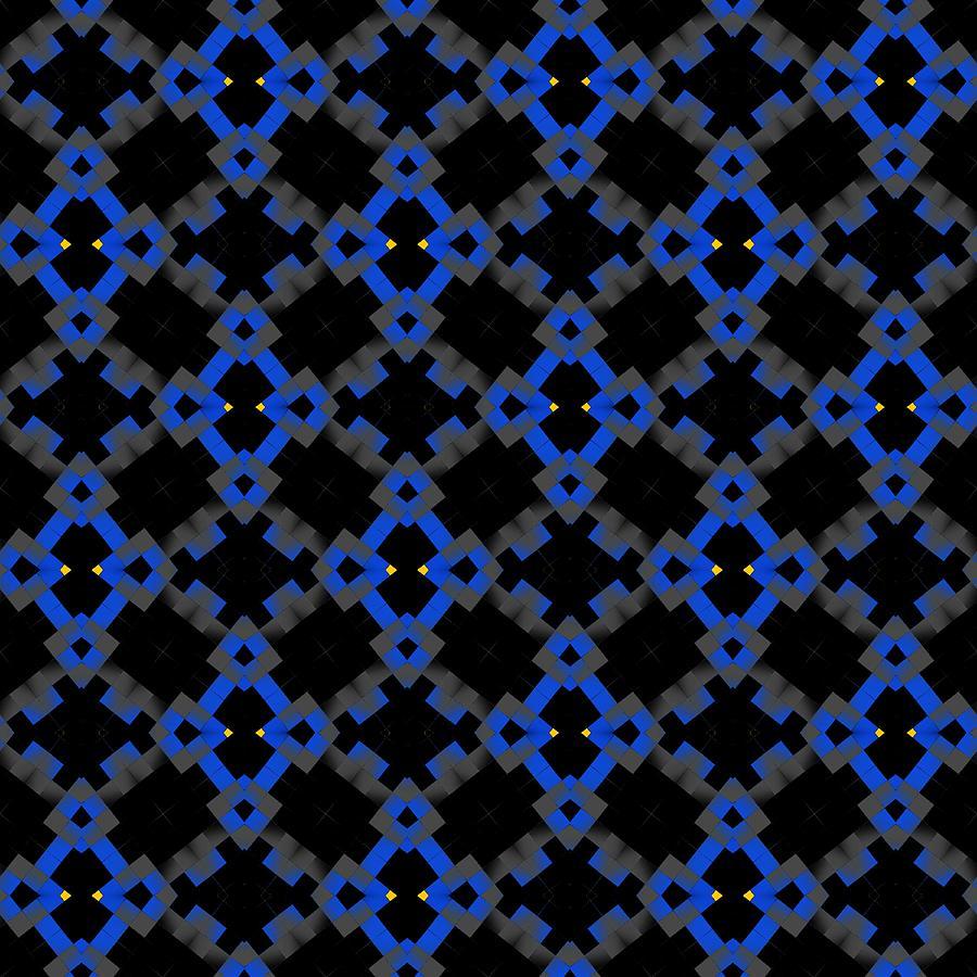 Pattern 120 Version 2 Digital Art