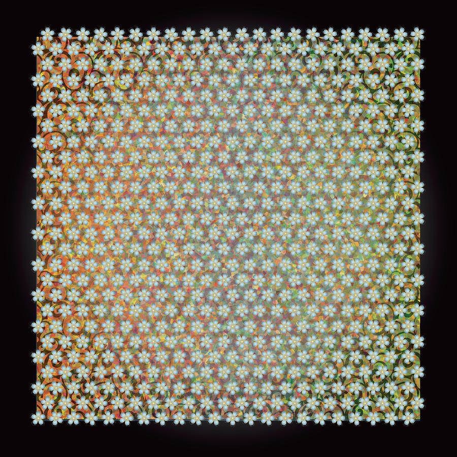 Pattern Digital Art - Pattern 176 by Irina Effa