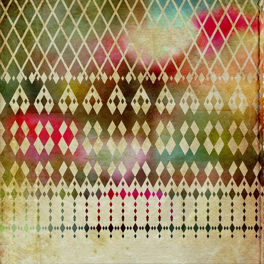 Pattern Photograph - Pattern 181 by Irina Effa