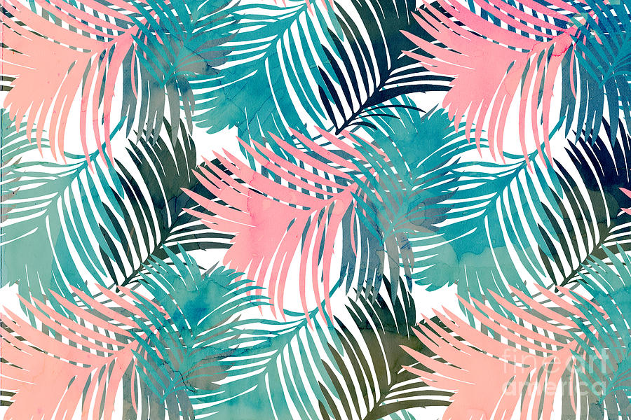 Pattern Jungle by EMANUELA CARRATONI