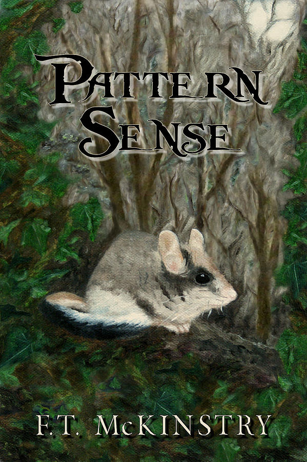 Pattern Sense Cover Art by FT McKinstry