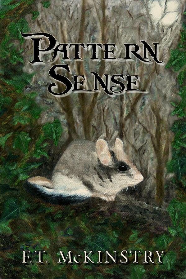 Pattern Sense Cover Art by FT McKinstry