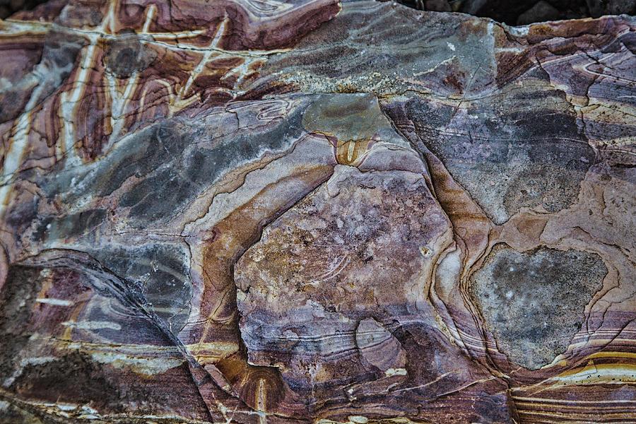 Patterns in Rock by Kathy Adams Clark