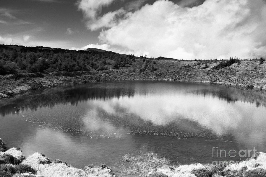 Lake Photograph - Pau-pique Lake by Gaspar Avila