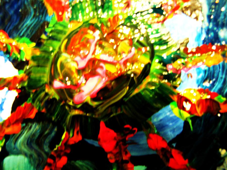 Heart Painting - Paul by HollyWood Creation By linda zanini