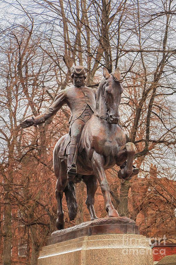 Paul Revere Photograph