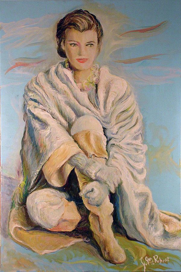 Paulina Porizkova by Jean-Marc Robert