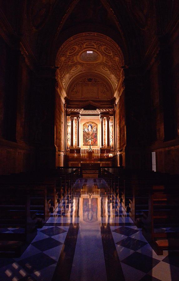 Pauline Photograph - Pauline Chapel by Andrea Gabrieli