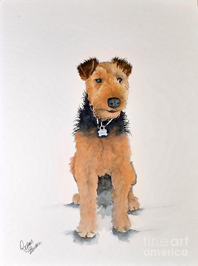 Paul's Aunt Dog by Richard Benson