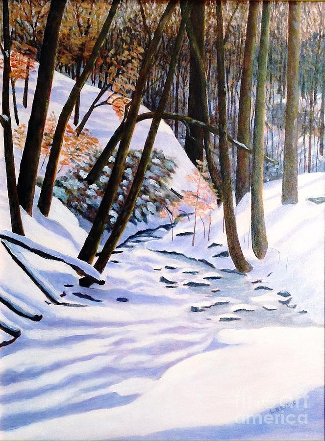 Paunacussing Sunlight by Lynda Evans