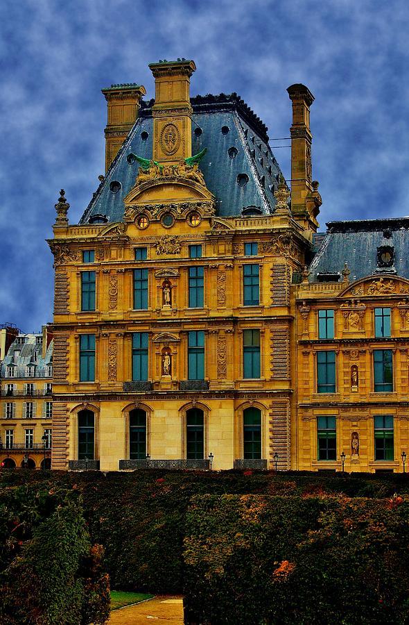Pavillon De Marsan Photograph