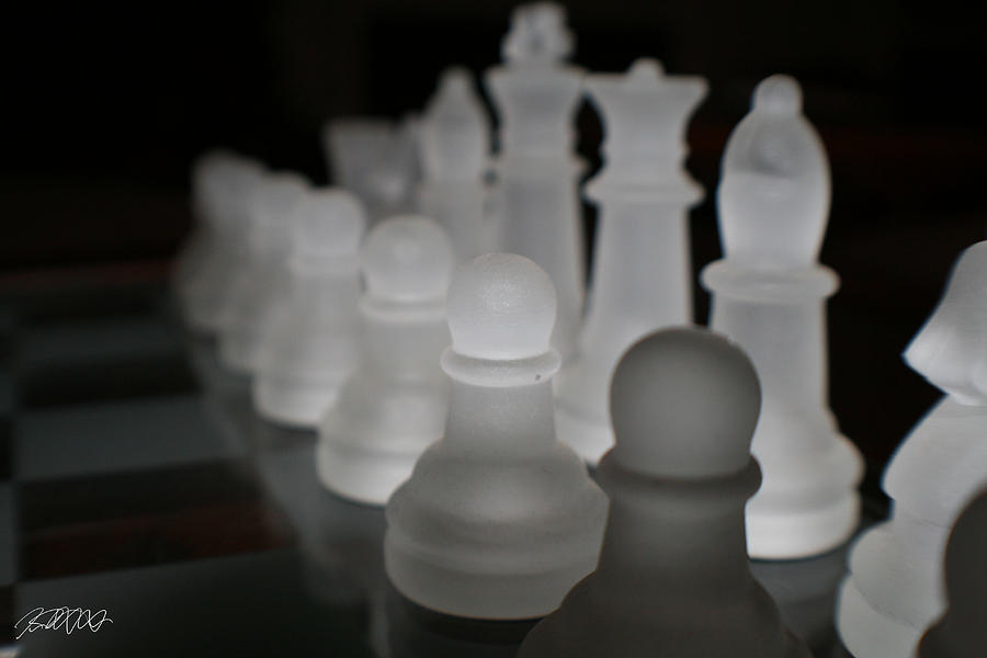 Chess Photograph - Pawn by Jason Blalock