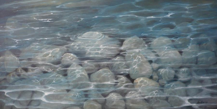 Paxos Pebbles by Caroline Philp