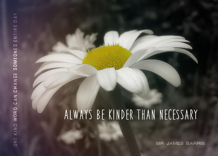 Flower Photograph - Pay It Forward Quote by JAMART Photography