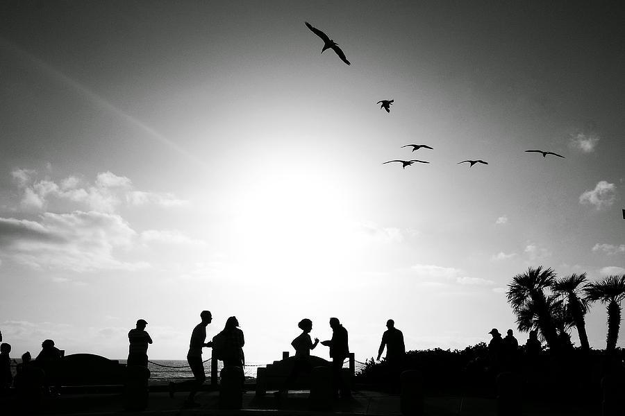 PB Sunset by Jeffrey Ommen