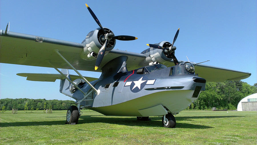 PBY Catalina by Liza Eckardt