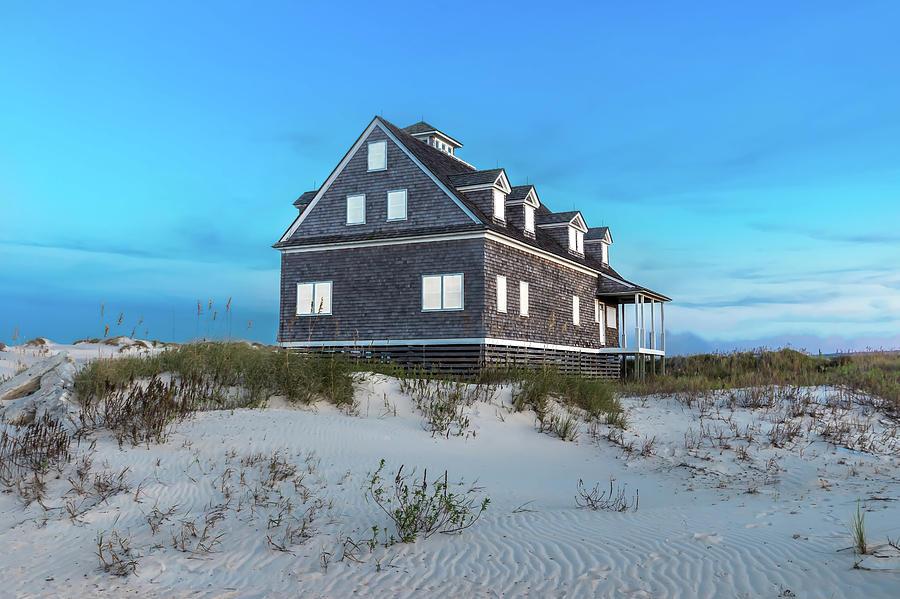 Pea Island Life-Saving Station by Brian Knight