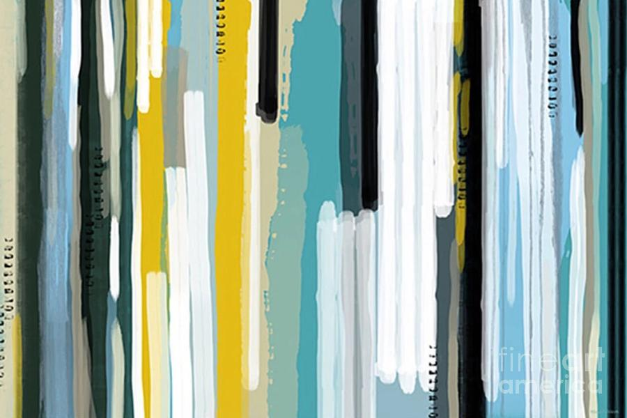 Infinite Waters Diving Deep by Dawn Bearden