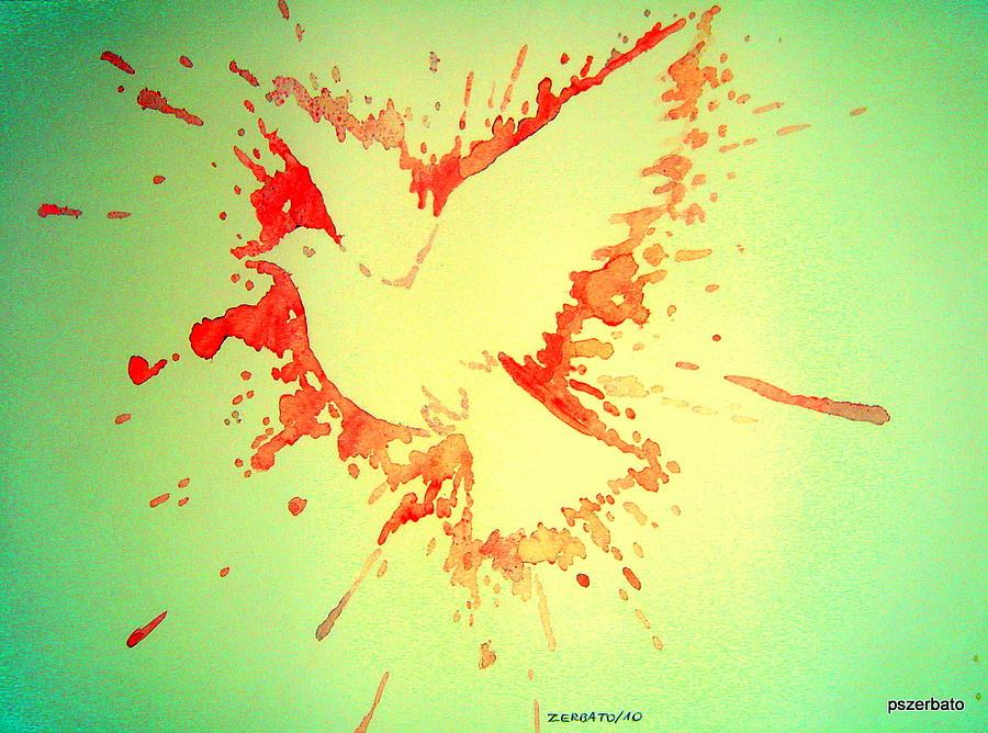 Peace Digital Art - Peace Made By War by Paulo Zerbato